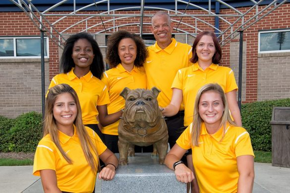 2016-17 A&T Women's Golf Team Pictures