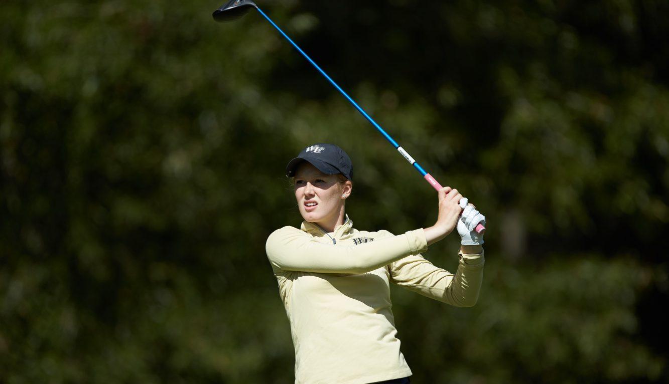 No mystery in Migliaccio's golf game – Triad Golf